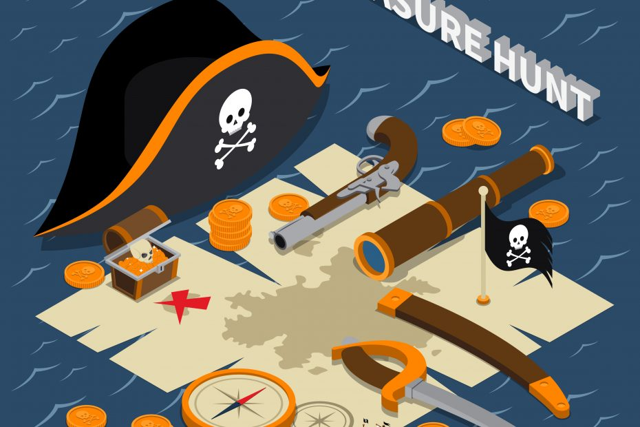 Jambar Virtual Treasure Hunt